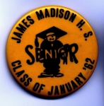 Senior Pin January '62