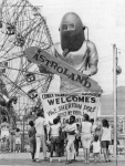 Welcome to AstroLand 1965. They grew the Space Cadets tall then, 1965...[Courtesy WT&Sun, Library of Congress]