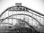 The Cyclone. [Courtesy Roxanne Spahn]